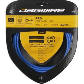 Jagwire Pro Hydraulic Remleiding, sid blue